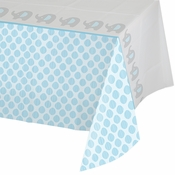 Little Peanut Boy Plastic Tablecloths 6 ct