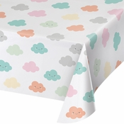 Clouds Plastic Tablecloths 6 ct