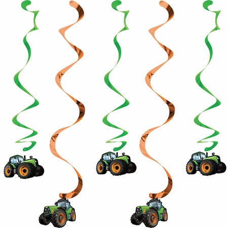 Tractor Time Dizzy Danglers 30 ct