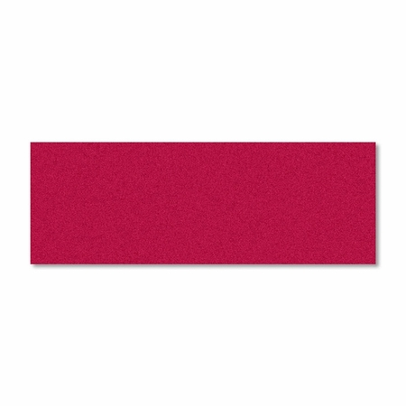 Red 10,000 ct adhesive Napkin Band sold in quantities of  2500 / pkg, 4 pkgs / case