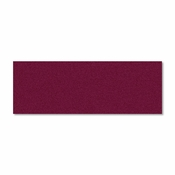 Burgundy 20,000 ct adhesive Napkin Band sold in quantities of  2500 / pkg, 8 pkgs / case