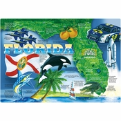 Florida Placemats 1,000 ct