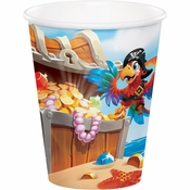 Treasure Island Pirate Cups 96 ct