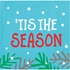Holiday Whimsy Tis the Season Beverage Napkins 192 ct