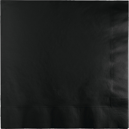 Black Velvet Luncheon Napkins 3 ply 500 ct