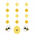 Bumblebee Baby Shower Hanging Decorations 36 ct