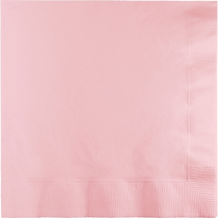 Classic Pink Luncheon Napkins 3 ply 500 ct