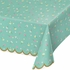 Floral Tea Party Plastic Tablecloths 6 ct