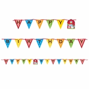 Farmhouse Fun Banners 6 ct