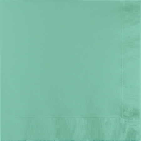 Fresh Mint Green Luncheon Napkins 3 ply 500 ct