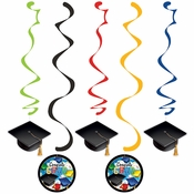 Graduation Celebration Dizzy Danglers 60 ct