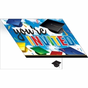 Graduation Celebration Invitations 75 ct