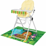 Jungle Safari High Chair Kits 6 ct