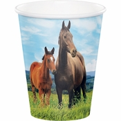 Wild Horse Cups 96 ct
