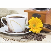 Morning Coffee Placemats 1,000 ct