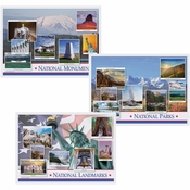 National Pride Multipack Placemats 1,000 ct