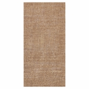 FashnPoint Natural Burlap Printed Dinner Napkins 800 ct