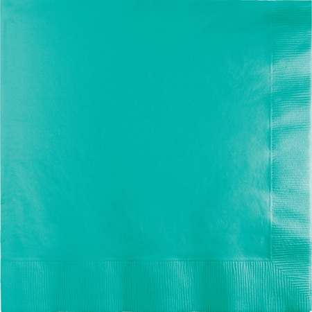 Teal Lagoon Luncheon Napkins 250 ct