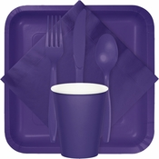For modern appeal at budget friendly prices, shop our Purple tableware products from the Touch of Color collection.