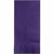 Purple 2 Ply Dinner Napkins 600 ct