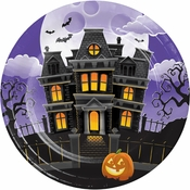 Haunted Mansion Dinner Plates 96 ct