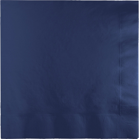 Navy Blue Luncheon Napkins 3 ply 500 ct