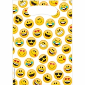 Show Your Emojions Favor Bags 96 ct