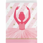 Twinkle Toes Paper Treat Bags 120 ct