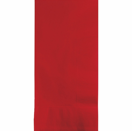 Classic Red 2 Ply Dinner Napkins 600 ct