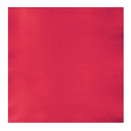 FashnPoint Flat Pack� Classic Red Dinner Napkins in quantities of 250 / pkg, 3 pkgs / case
