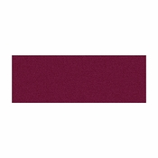 Burgundy 5,000 ct adhesive Napkin Band sold in quantities of  2500 / pkg, 2 pkgs / case