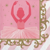 Twinkle Toes Luncheon Napkins 192 ct