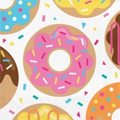 Donut Time Luncheon Napkins 192 ct