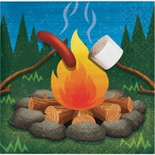 Camping Beverage Napkins 192 ct