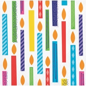Bright Birthday Beverage Napkins 192 ct