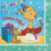 Llama Llama Happy Birthday Luncheon Napkins 192 ct