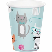 Cat Party Cups 96 ct