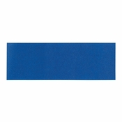 Blue 5,000 ct adhesive Napkin Band sold in quantities of  2500 / pkg, 2 pkgs / case