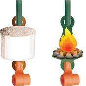 Camping Party Blowers 48 ct