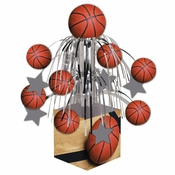 Basketball Centerpieces 6 ct