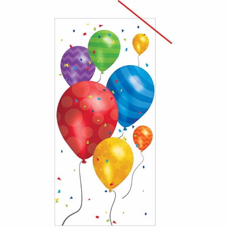 Balloon Blast Favor Bags 240 ct