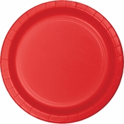 Classic Red Dinner Plates 900 ct