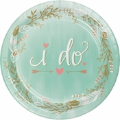 Mint To Be Dessert Plates 96 ct