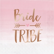 Rose All Day Bride Tribe Luncheon Napkins 192 ct