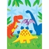 Friendly Dinosaur Favor Bags 96 ct