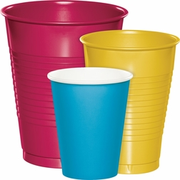 Wholesale Solid Color Disposable Party Cups