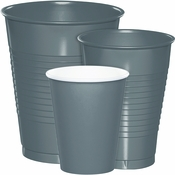 Wholesale Gray Party Cups