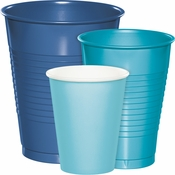 Wholesale Blue Party Cups