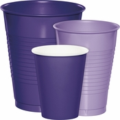 Wholesale Purple Party Cups