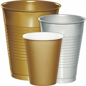Wholesale Metallic Party Cups